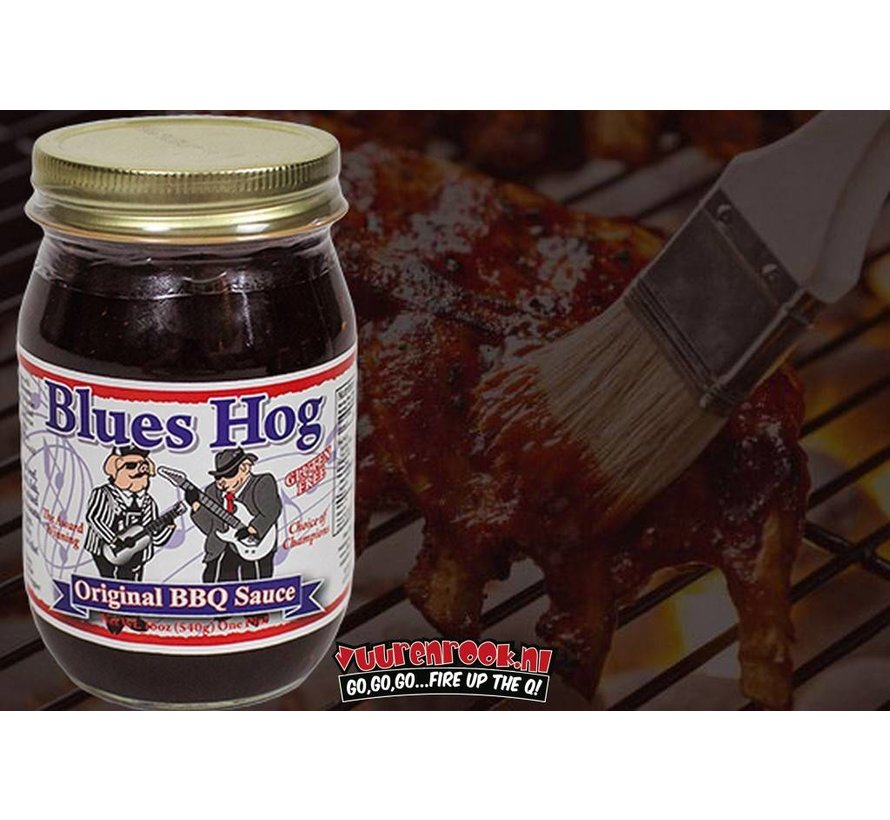 Blues Hog Smokey Mountain Sauce 4oz