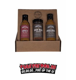 The Salt Lick The Salt Lick Texas Legend BBQ Gift Pack!
