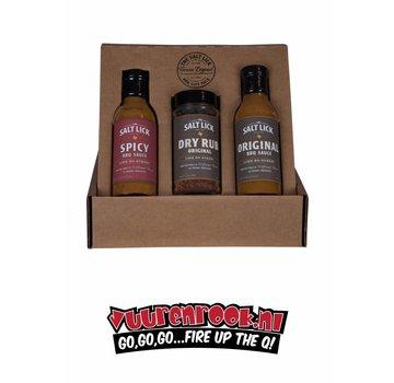 The Salt Lick The Salt Lick Texas Legend BBQ Gift Pack!