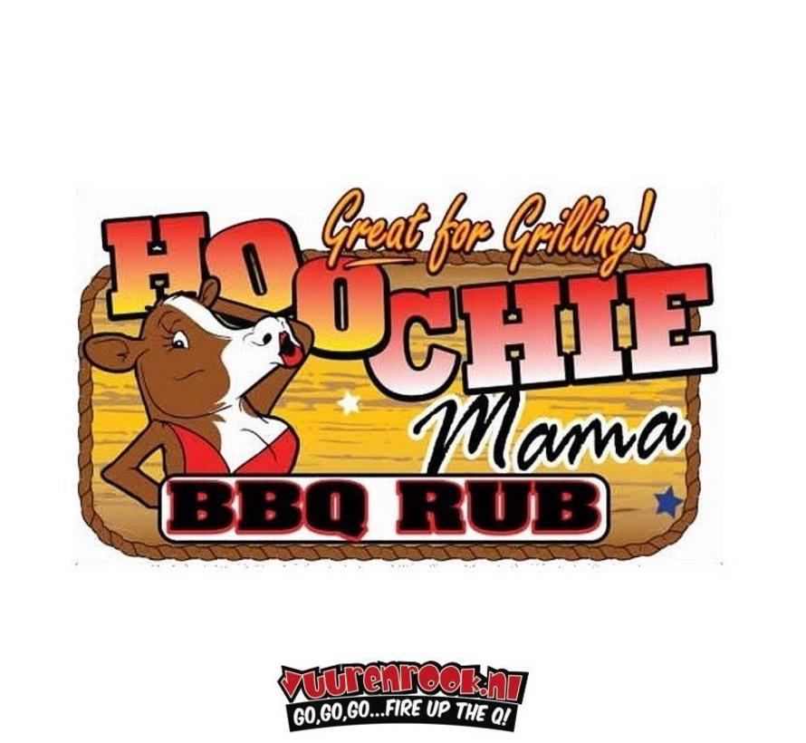 SuckleBusters Hoochie Mama BBQ Rub 4oz