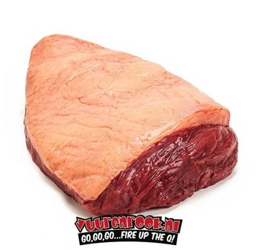 Home Made Grain Fed Staartstuk Picanha 1500 gram