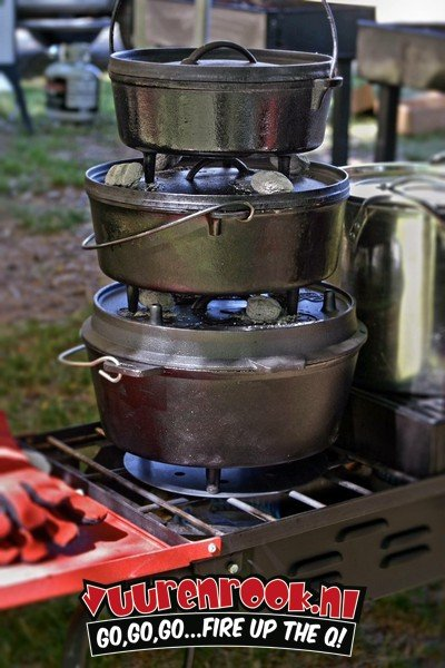 CampChef Classic 14. 8Quarts Dutch Oven