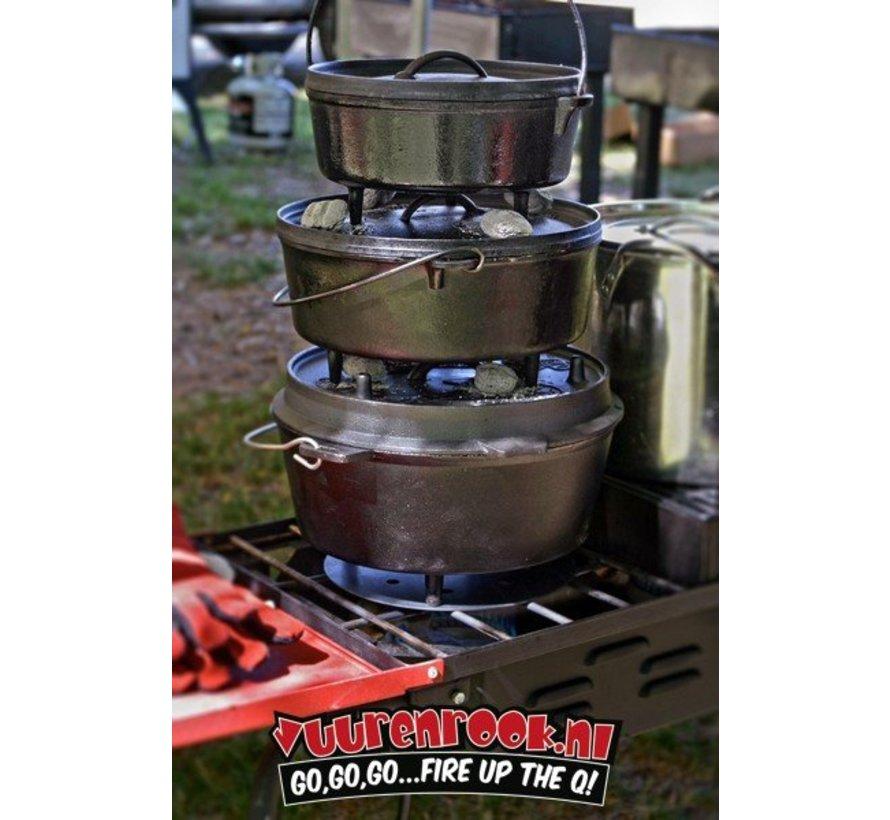 CampChef Cast Iron Conditioner (Seasoning)