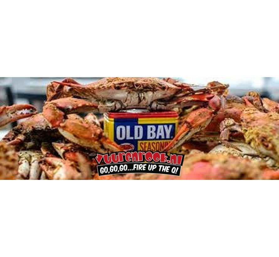Old Bay All Purpose Rub 6oz