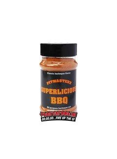 PitmasterX Pitmaster X Superlicious Barbecue Rub 175 gram