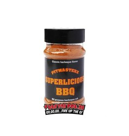 Pitmaster X Superlicious Barbeque Rub