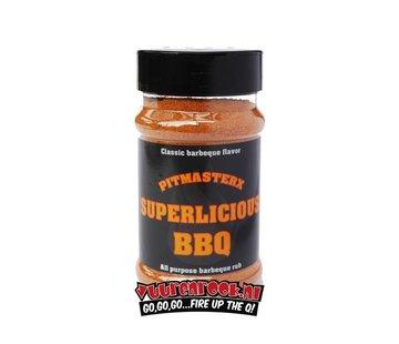 PitmasterX Pitmaster X Superlicious Barbecue Rub