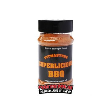 PitmasterX Pitmaster X Superlicious Barbecue Rub