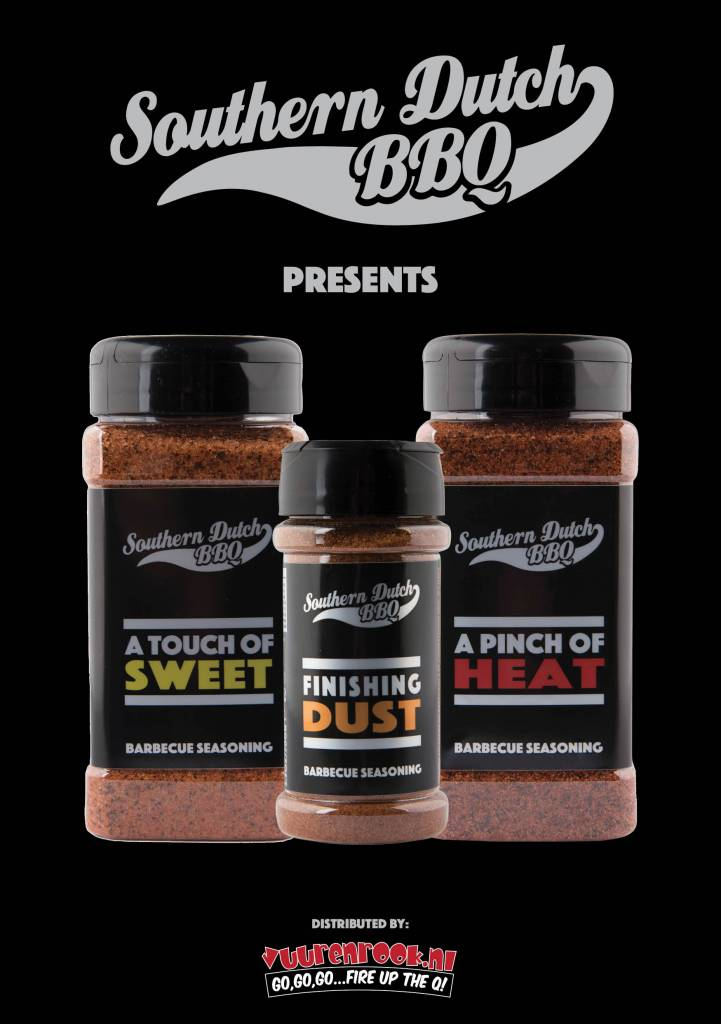 Southern Dutch BBQ 'A Touch of Sweet 454 gram