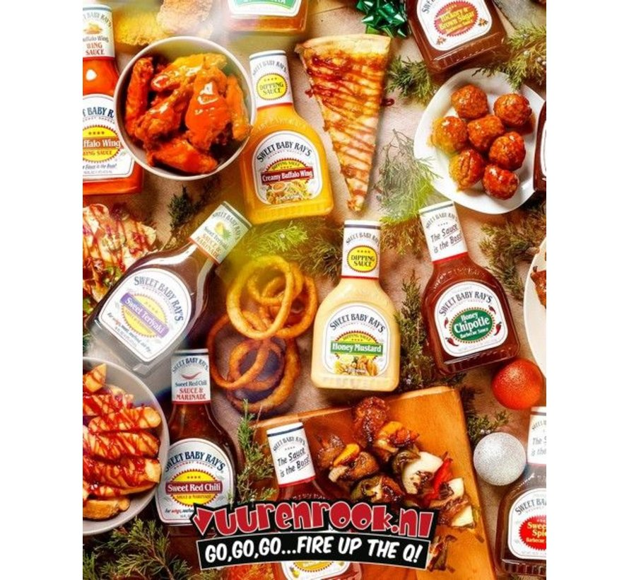 Sweet Baby Ray's Secret Dipping Sauce 14oz