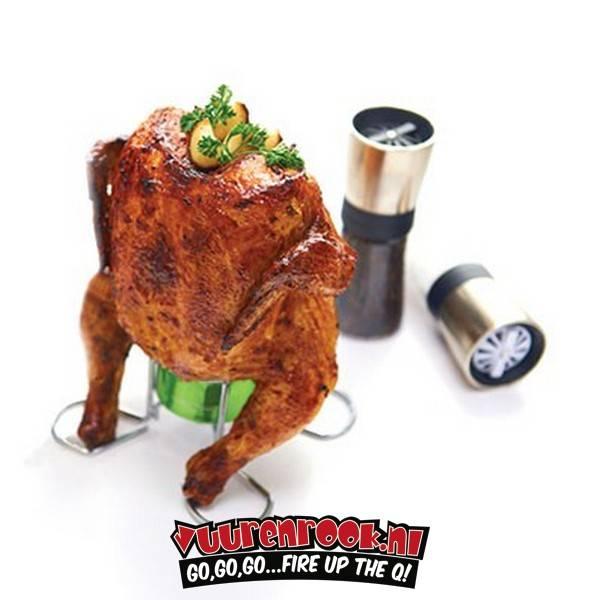 Grillpro Grillpro Drunken Chicken BASIC