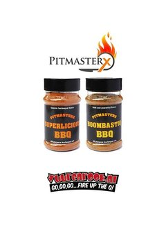 Pitmaster X Combodeal