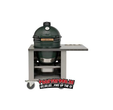 Big Green Egg Big Green Egg Stainless Steel Unit Large