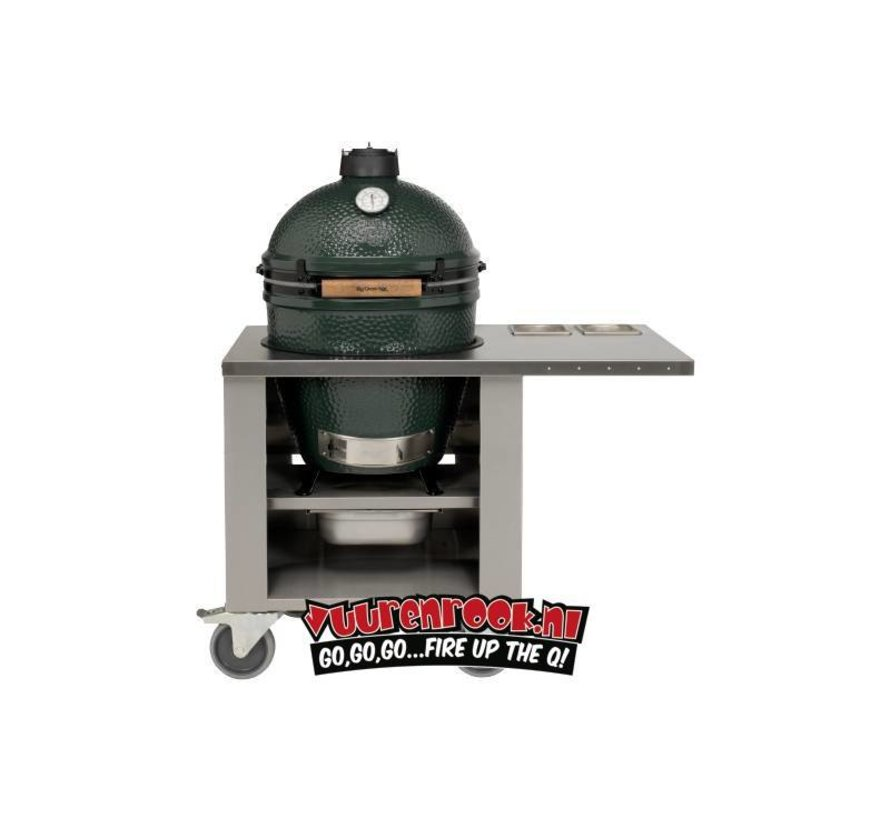Big Green Egg Stainless Steel Unit Large