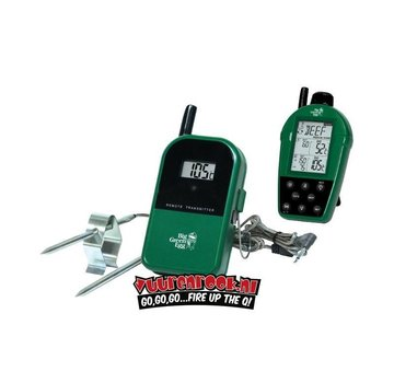 Big Green Egg Big Green Egg Dual Probe Remote Thermometer