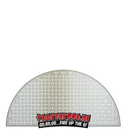 Kamado Joe Kamado Joe Hemisphere Laser-cut stainless steel grill grille Big Joe