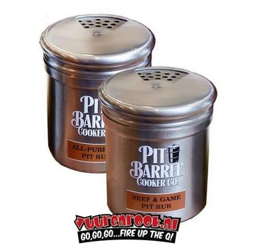 Pit Barrel Cooker Pit Barrel Cooker Shaker Set