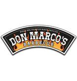 Don Marcos Don Marcos BBQ Mafia Coffee Rub 220 Gramm