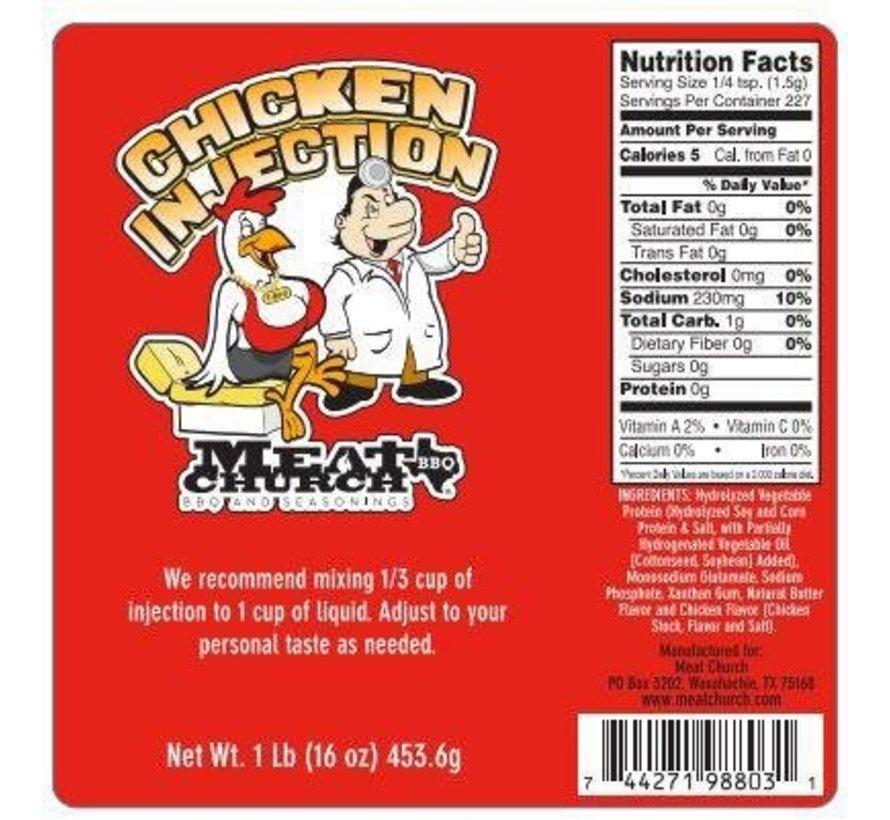 Meat Church T-Bird's Chicken Injection 16oz
