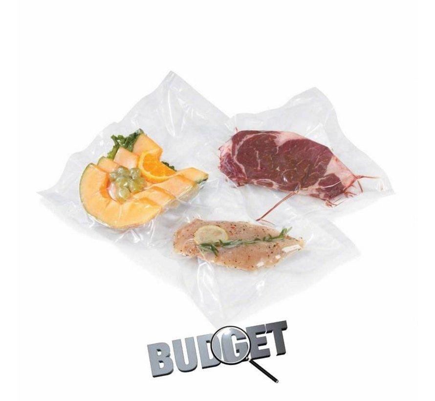 Budget Reliëf Vacuumzak PRO 100x300mm