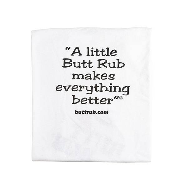 Bad Byron's Butt Rub T-Shirt L