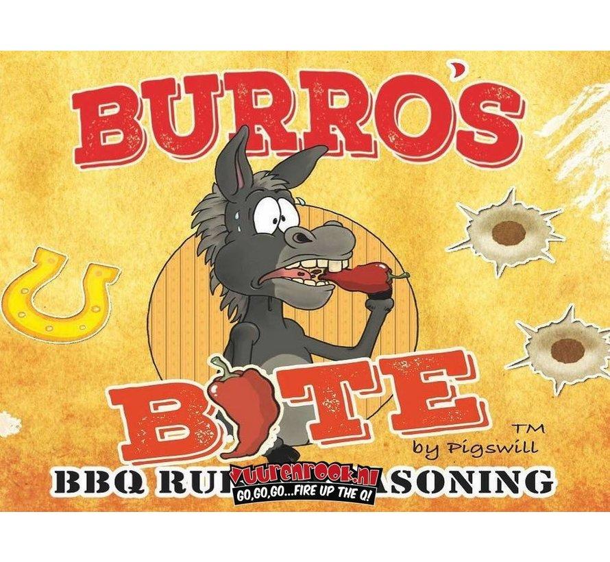 Fräulein Piggys Burro's Bite BBQ Rub