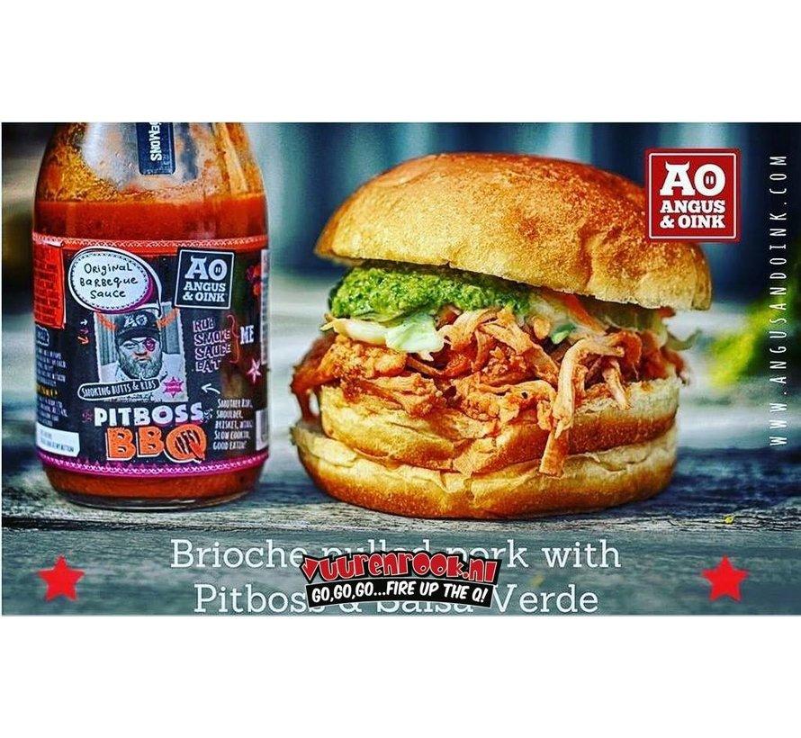Angus&Oink Pitboss BBQ Sauce