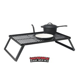 Cast Iron ChuckWagon Grill