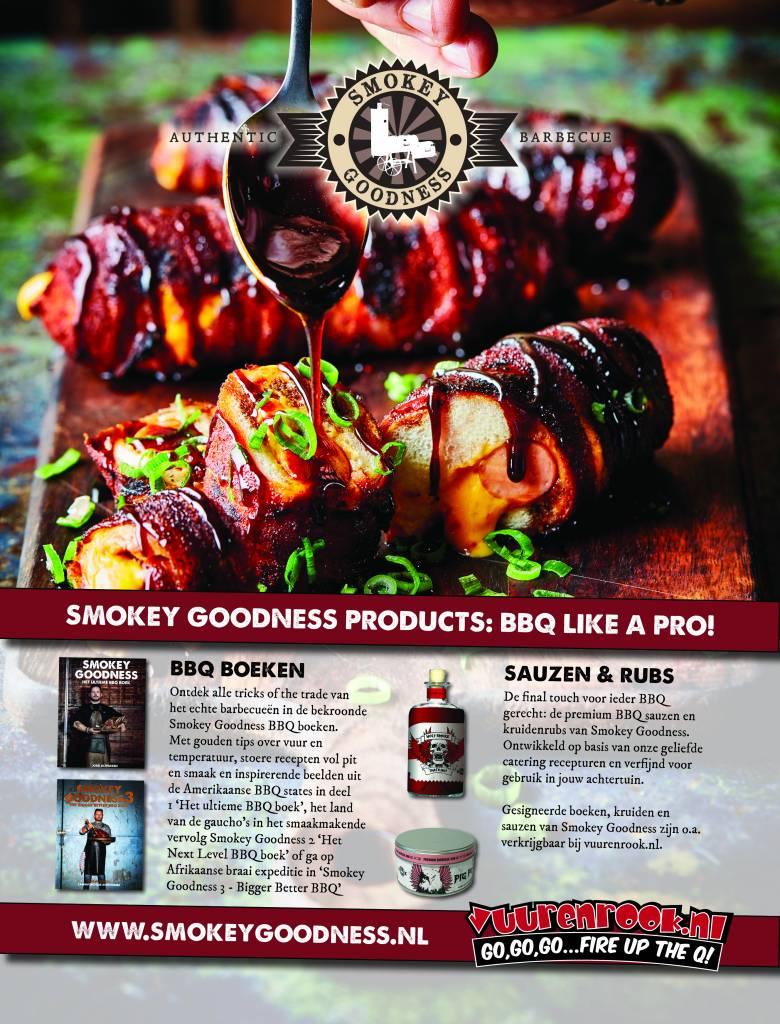 Smokey Goodness Smokey Goodness Beefalicious BBQ kruidenrub