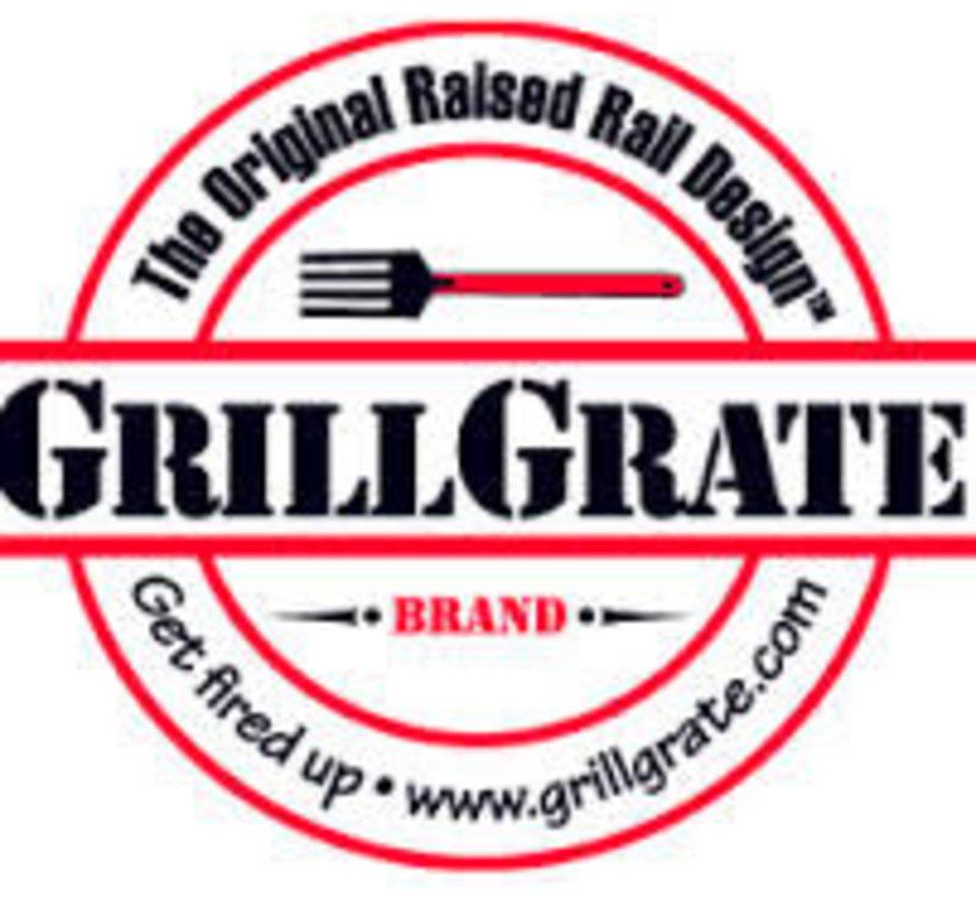 The Original Grillgrate set tbv Weber Go Anywhere