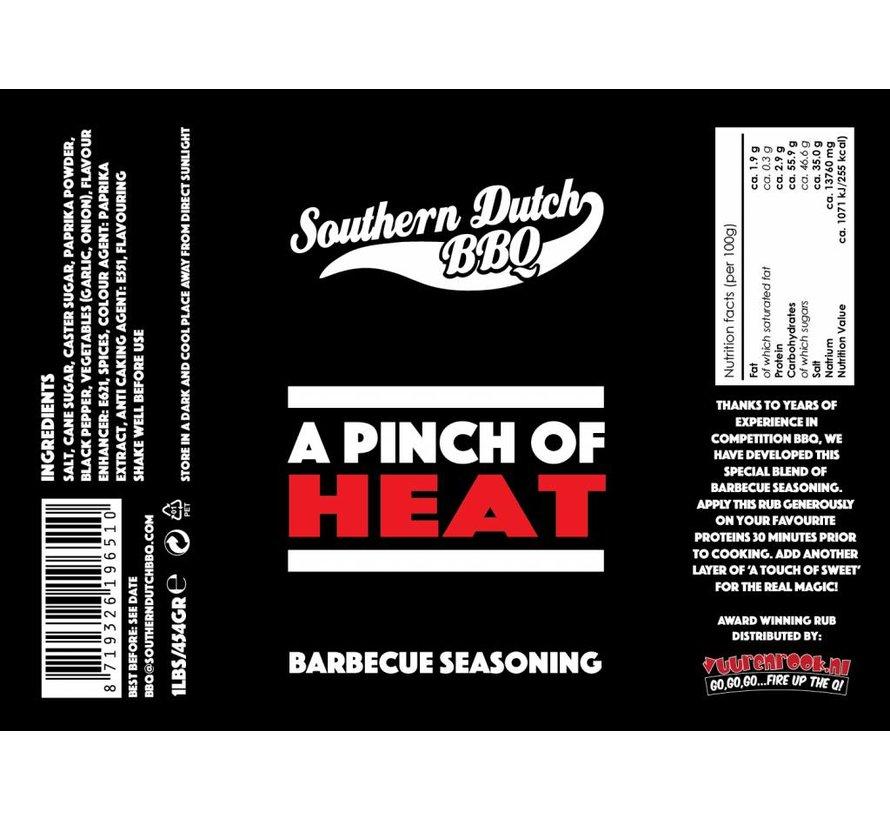 Southern Dutch BBQ 'A Pinch of Heat 6.5kg