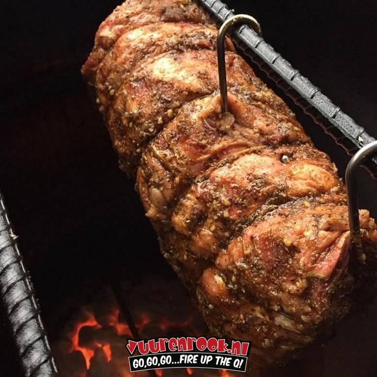 Pit Barrel Cooker Stainless steel meat hooks 4st