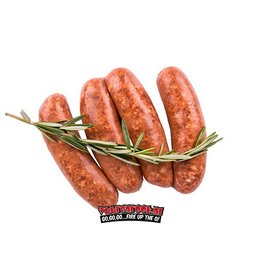 Home Made Chorizo ​​BBQ Sausages 10x 80 grams