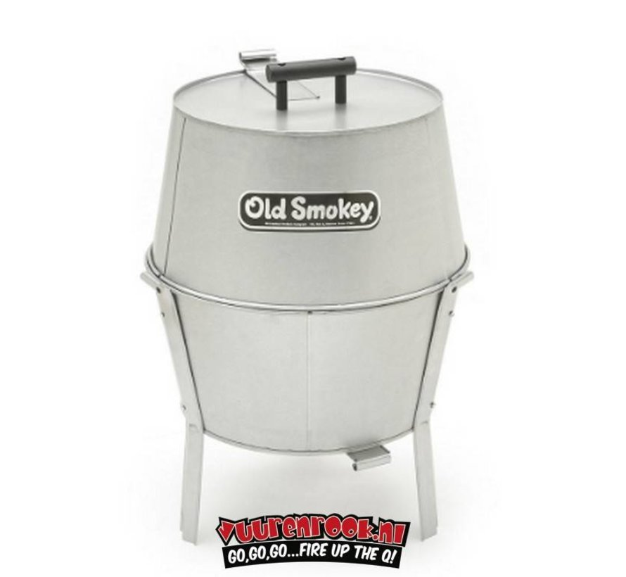# 18 Old Smokey Charcoal Grill