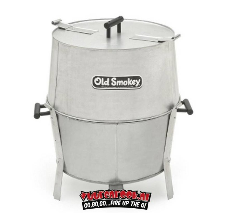 # 22 Old Smokey Charcoal Grill