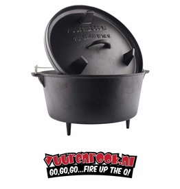 Vuur&Rook Vuur&Rook Dutch Oven 9 Quarts met Coolgripp