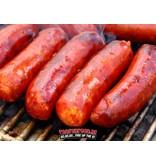 Home Made Chorizo BBQ Würstchen 10x 80 Gramm