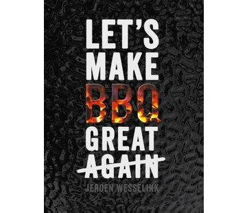 The Bastard Let's Make BBQ Great Again