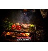 "Campchef CampChef Lumberjack Over Fire Grill 18""x36"""