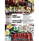 Angus & Oink Angus&Oink (Rub Me) Honey Chili Seasoning