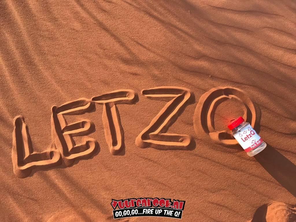 LetzQ Award Winning Chicken Rub