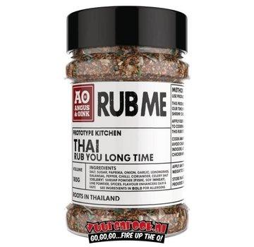 Angus & Oink Angus&Oink (Rub Me) Thai Rub 185 gramm