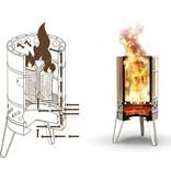 Feuerhand Feuerhand by Petromax RVS Stove