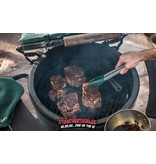 Big Green Egg Silicone Tipped Tongs 12''