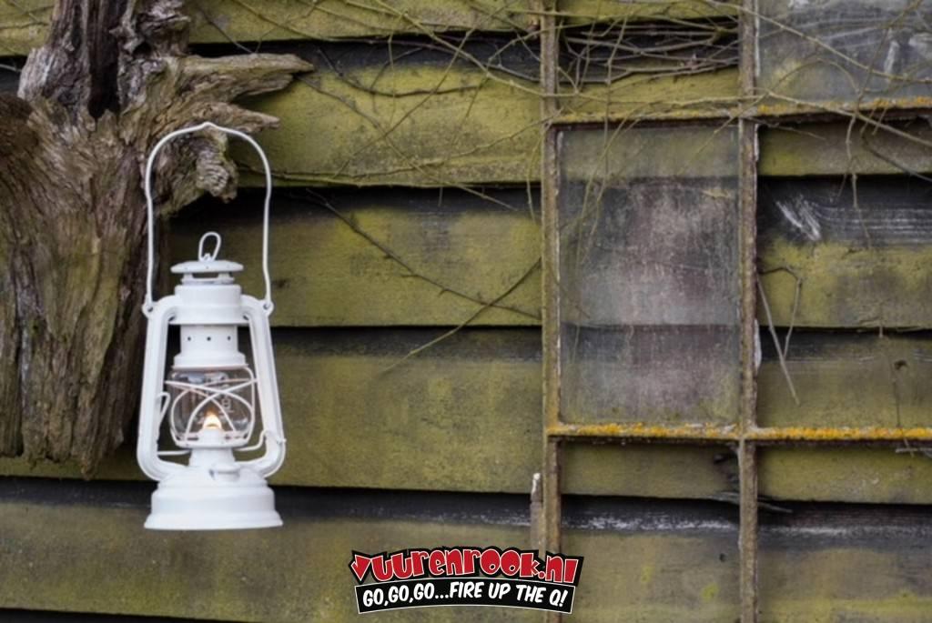 Feuerhand Original Feuerhand storm lantern White