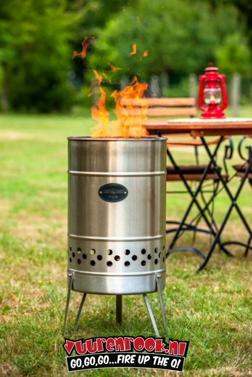 Feuerhand Stove + Plate (Grillplaat) by Petromax