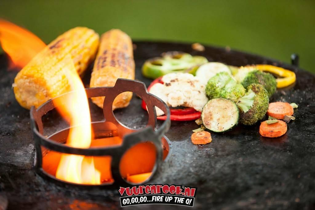 Feuerhand Feuerhand Stove + Platte (Grillplatte) von Petromax