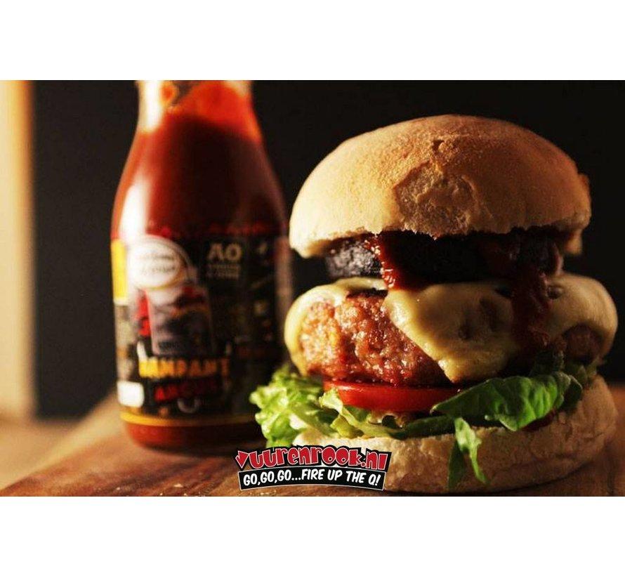 Angus&Oink Rampant Angus BBQ Sauce 300 ml