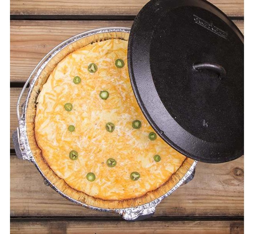 """CampChef 10"""" Disposable Dutch Oven Liners (3st)"""