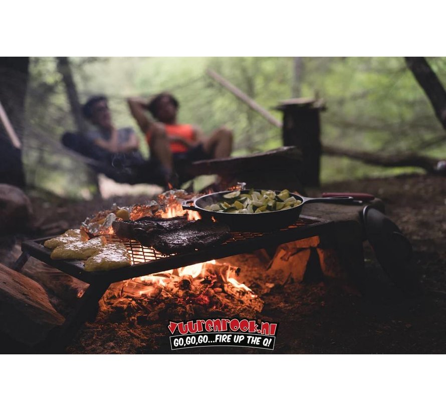 """CampChef Lumberjack Over Fire Grill 16""""x24"""""""